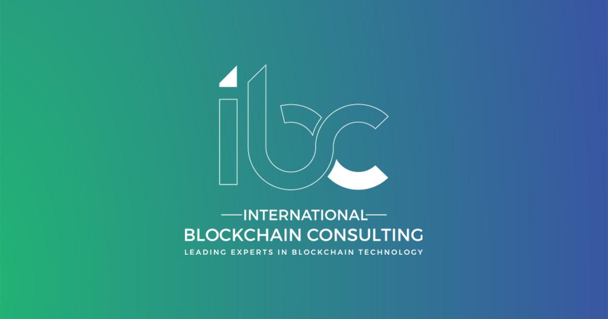 IBC International Blockchain Consulting