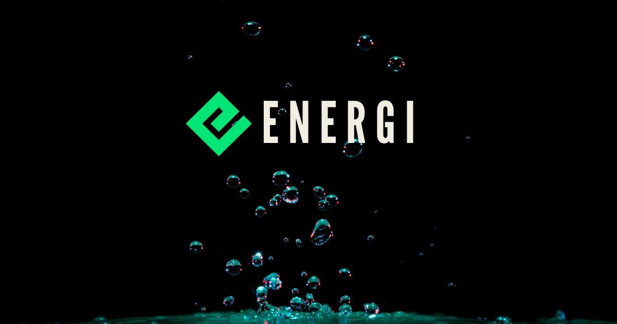 Energi Cryptocurrency