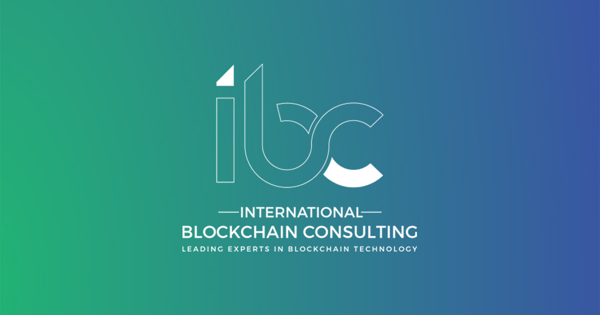 IBC International Blockchain Consulting