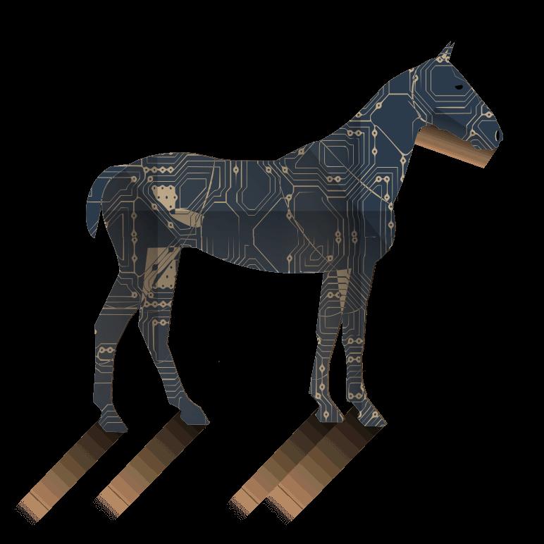 Crypto Horse